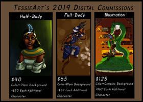 2019 Commissions