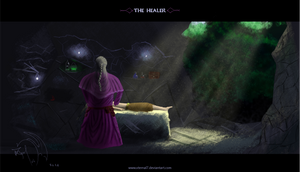 The Healer by xTernal7