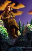 Elven Assassin by xTernal7