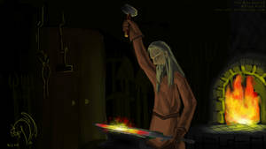 The Blacksmith by xTernal7