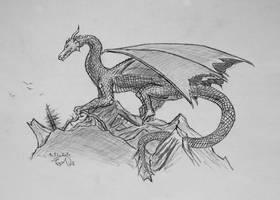Dragon by xTernal7