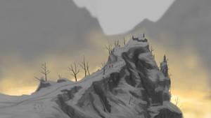 Desolate Peak