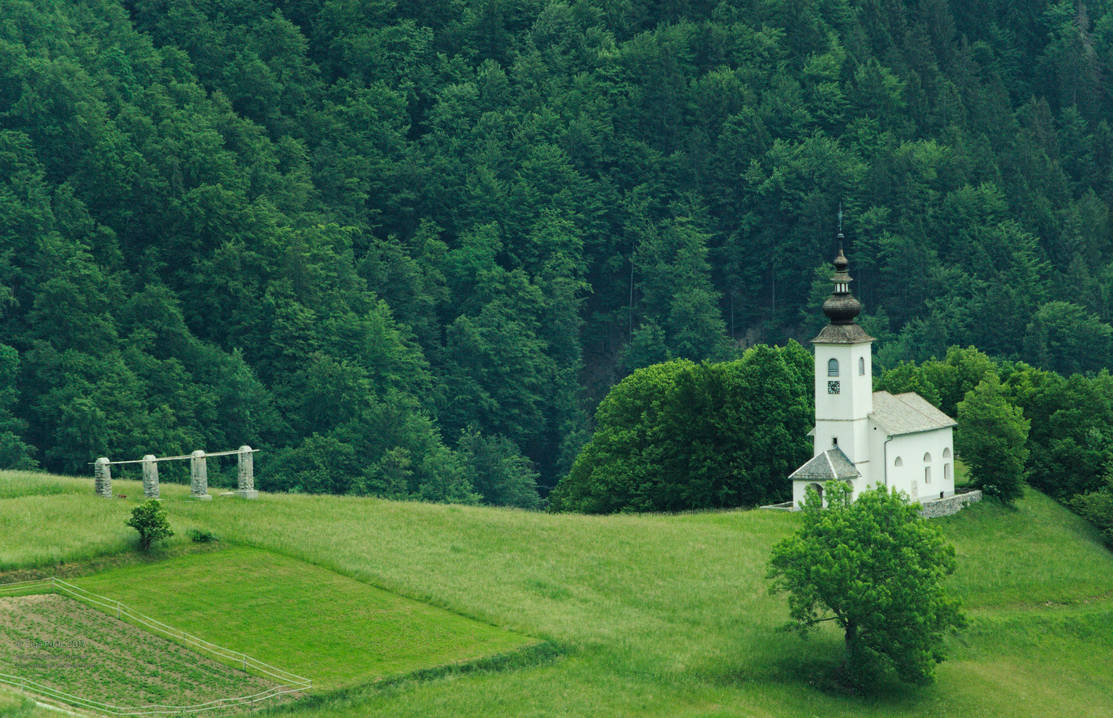 Church of St. Marko by xTernal7