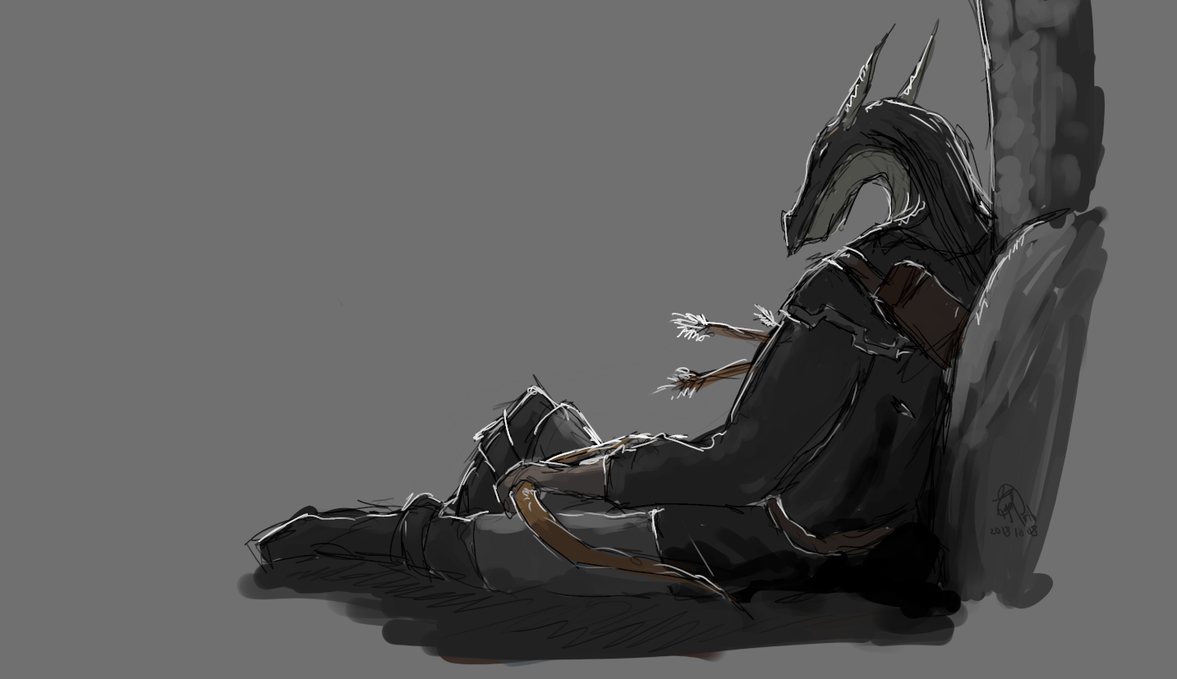 Fallen archer [sub-1h] by xTernal7