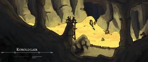 Kobold lair