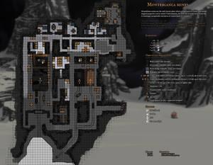 [map] Monteblanca mines