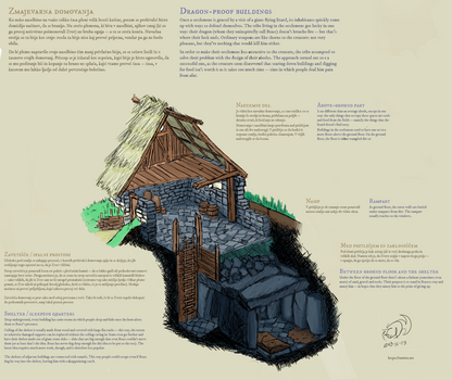 [worldbuilding] Dragonproof house design