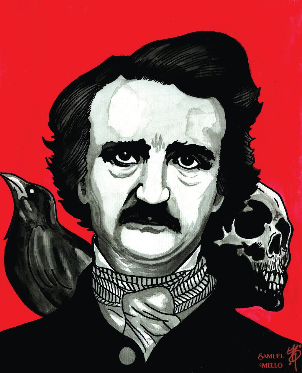 Edgar Allen Poe The Black Cat Video