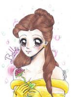 Belle for Danielle by Jisu-hime