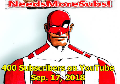 400 Subscribers