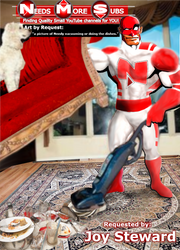 Captain Needy - Taking care of two housework tasks