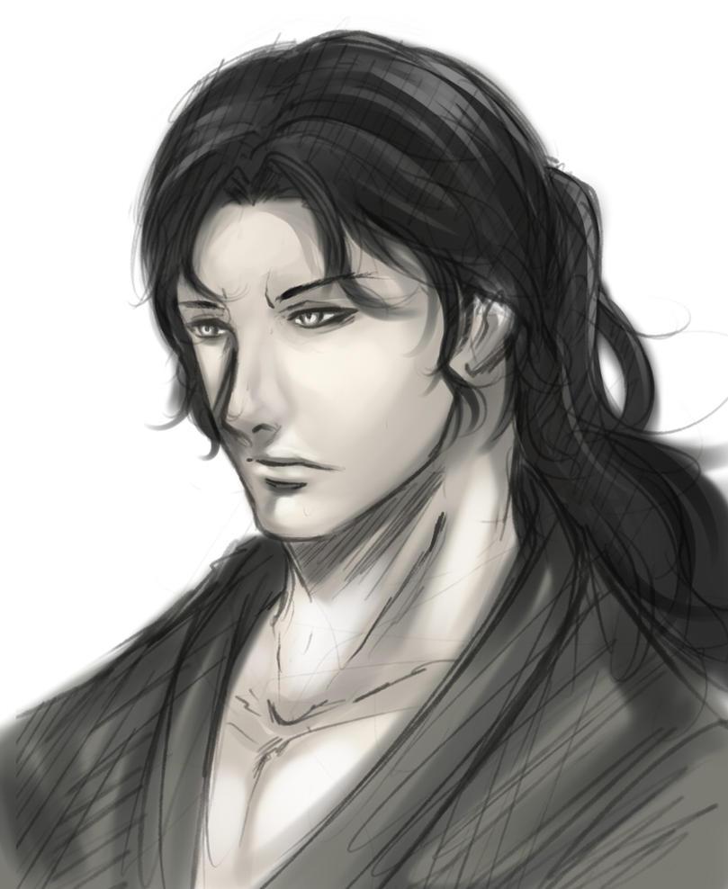 Vampire Samurai 2 by jenovasung