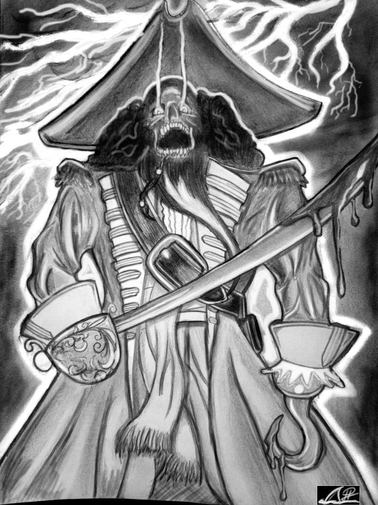 Bocanegra Captain's Ghost by Sstonedrac