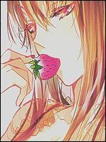 Strawberry by Jinjiro-Higuchi