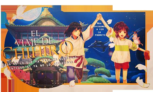 El Viaje de Chihiro by Jinjiro-Higuchi