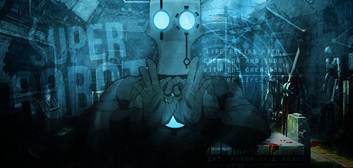 Evil Robot by Jinjiro-Higuchi
