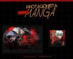Reto : Protagonista Manga