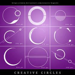 BRUSHES    Creative Circles