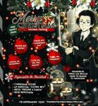 PHOENIX FEATHER - Merry Christmas by Jinjiro-Higuchi