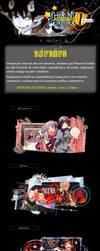 [Phoenix Feather] Primer Aniversario by Jinjiro-Higuchi