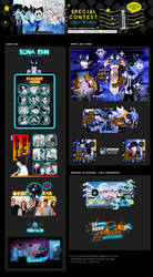 [Misiones] Graphic Designer - T A G W A L L by Jinjiro-Higuchi