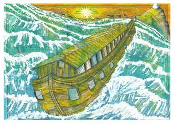 The Ark by ertanvelimatti