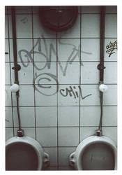 urinals by ertanvelimatti