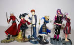 Fate/stay night Collection Figure -Battle Combinat