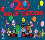 20 Years of Cartoons!
