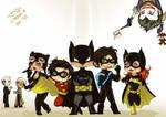 Gotham Chibi City to Eiko-chan