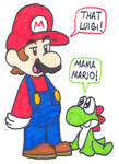 Mama Mario