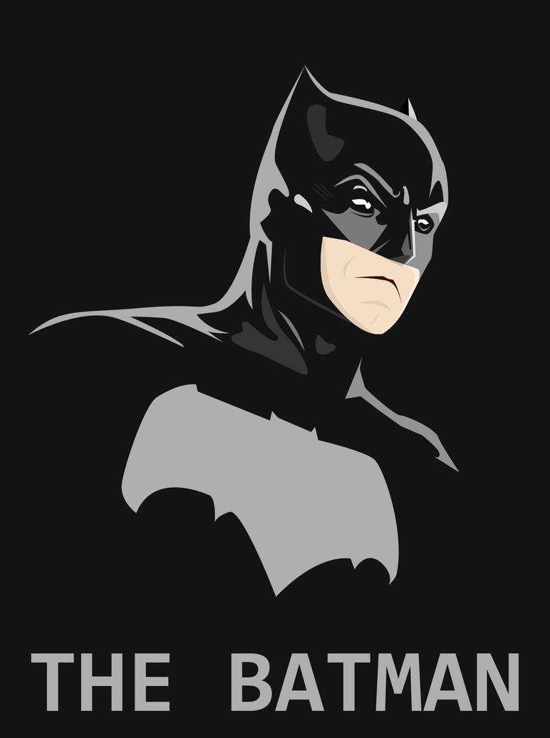 Batman Vector by fahimed