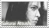 Sakurai Atsushi stamp by Voltaira
