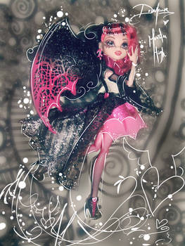 Monster High Draculaura Ghouls rule 2