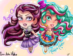 Ever After High Commission