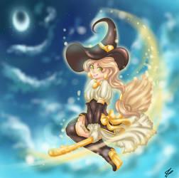 Fantasy Girls Contest oc Bekka by JamilSC11