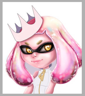 Splatoon Pearl WIP lel