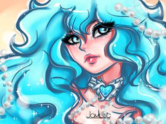 Sona Siren aww by JamilSC11