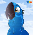 Rio- Blu by Velvet-Loz