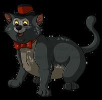 Scat Cat by Velvet-Loz