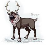 Disney's Frozen: Sven