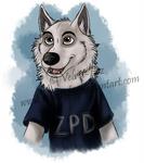 Zootopia: wolf cop