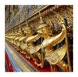 Wat Phra Kaew by Boofunk