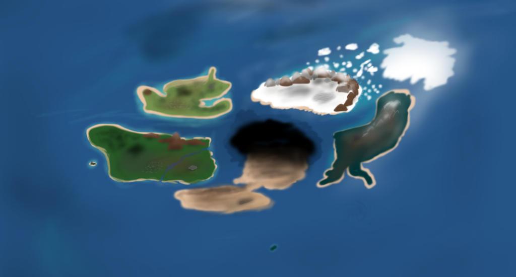 Kurai Land by THorusJaw