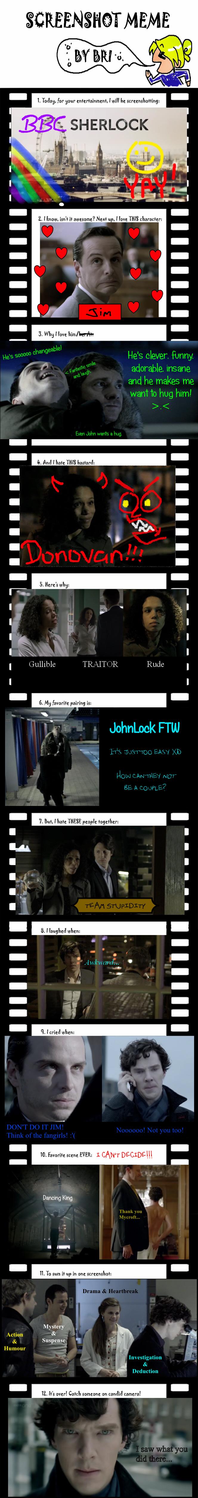 Sherlock Screenshot Meme by DeductiveAndroid