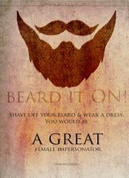 Beard it ON...:) by DeaD-sTyL3