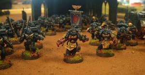 KX139 Tau'nar Supremacy Armour by Elmo9141 on DeviantArt