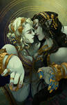 ANKH SUL : Aileen and Anaire by Kme