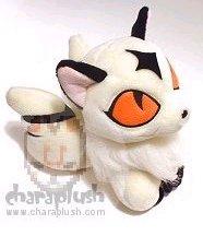 Inuyasha Kilala Plush Inuyasha Kirara Plush Doll by