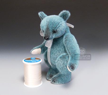 Toussaint Miniature Bear By Kaijumama On Deviantart